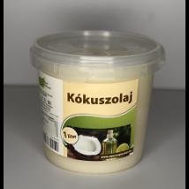 Kókuszolaj vödrös 1000 ml