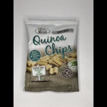 Eat Real Quinoa Chips Tejföl Snidling Ízben 30 g
