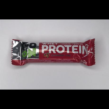 Go On Protein Szelet Áfonyás 50 g
