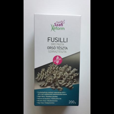 Szafi Reform Gluténmentes Fusilli-Orsó Tészta 200 g