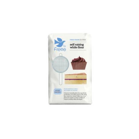 Doves Farm gluténmentes önkelesztő süteményliszt 1000 g