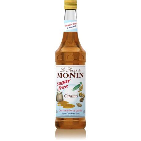 MONIN CUKORMENTES KARAMELL SZIRUP (SUGAR-FREE CARAMEL) 250 ml