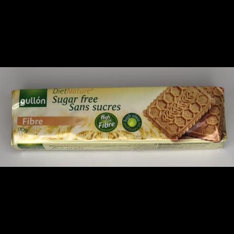 Gullón cukormentes-diabetikus rostdús keksz 170 g